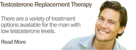 Testosterone Replacement Therapy in El Camino